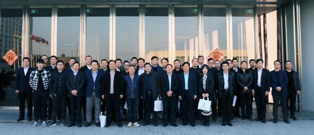中国实木地板联盟执行主席单位--万博manbetx官网手机版地板应邀参加联盟年度会议